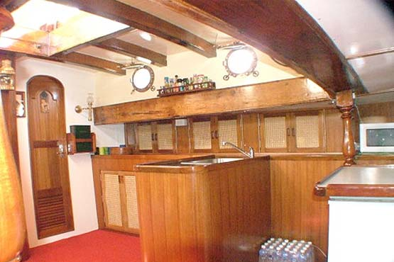 Classic Schooner Sailing Yacht gallery