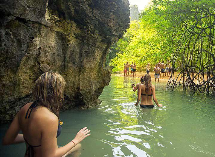 Inside the Secret Phang Nga Bay hong
