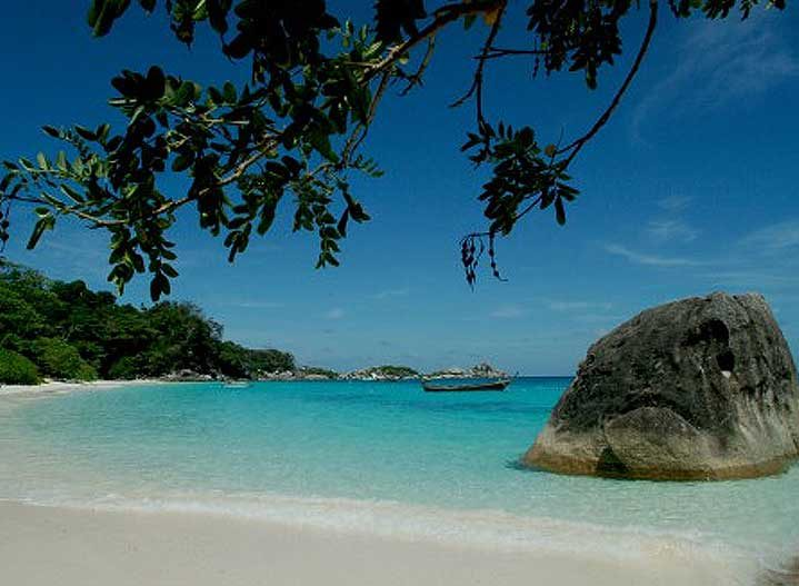 Similan Islands - Tranquil Beach