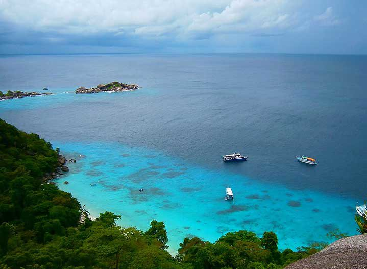 Similan Islands - Donald Duck Bay