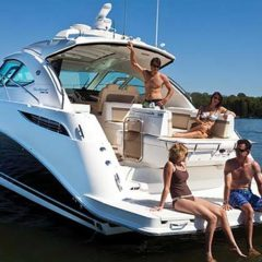 40ft Luxury Speedboat