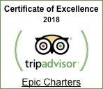 Epic Charters Phuket Trip Advisor Reviews