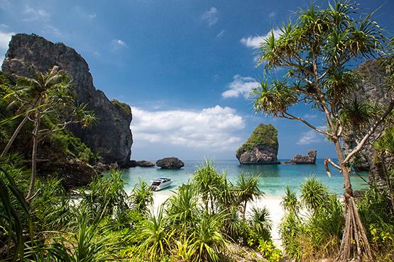 Phang Nga Bay lagoon