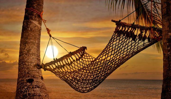 Beach Sunset during a Sunset Island Hopping Trip